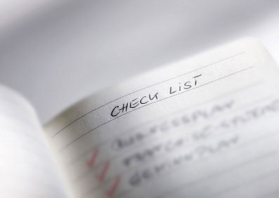 how to make a checklist on wordpress