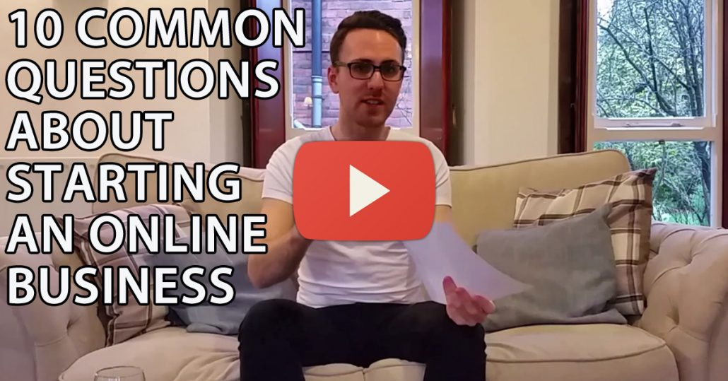 10 Common Questions About Starting An Online Business