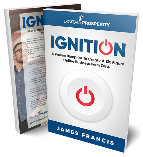 Ignition, The International Best-Selling Book